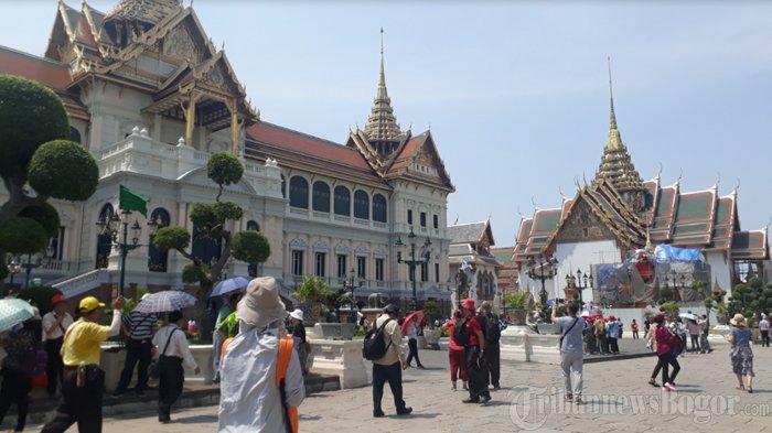 Berkunjung ke Istana Raja Thailand, Ada Benda Bersejarah dari Indonesia di Dalamnya