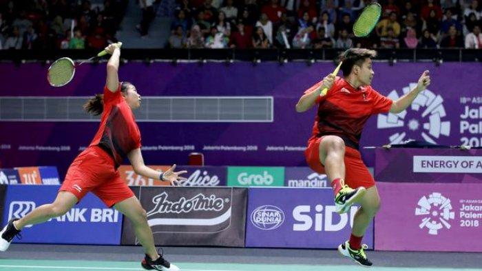 Final Bulutangkis Olimpiade Tokyo 2021 - Indonesia Raih Medali Emas, Greysia/Apriyani Ukir Sejarah !
