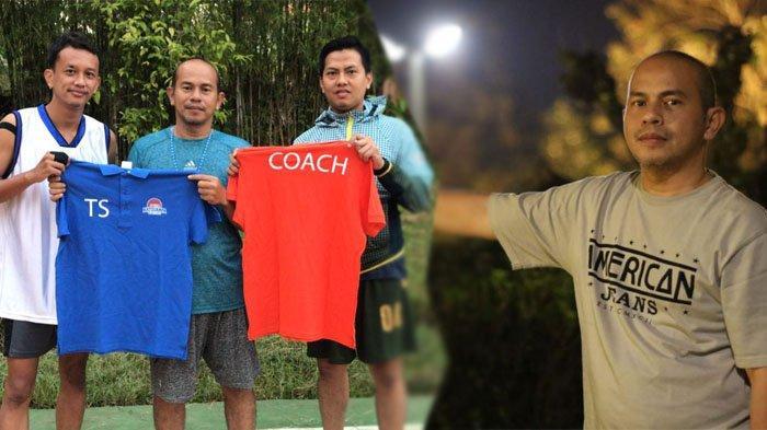 coach klub basket Griya Katulampa, Tedy Sumarsono