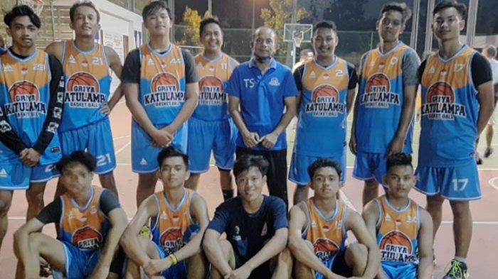 Klub Basket Grika, Tetap Salurkan Hobi di Tengah Pandemi