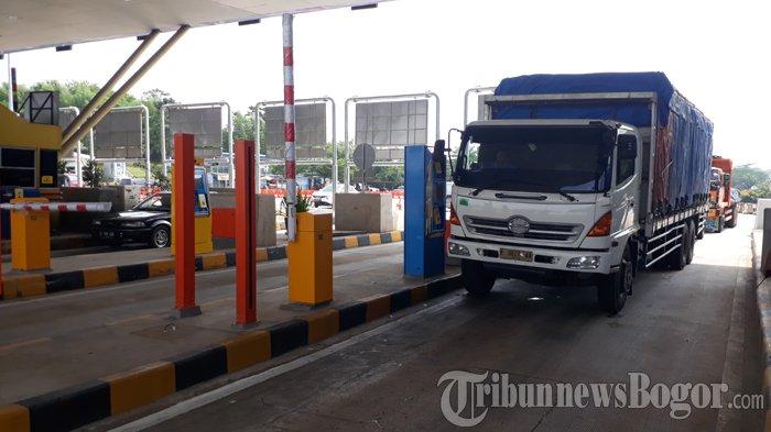 Hindari Antrean Kendaraan, PT MSJ Tambah 3 Gardu Tol Di GT Sentul Barat