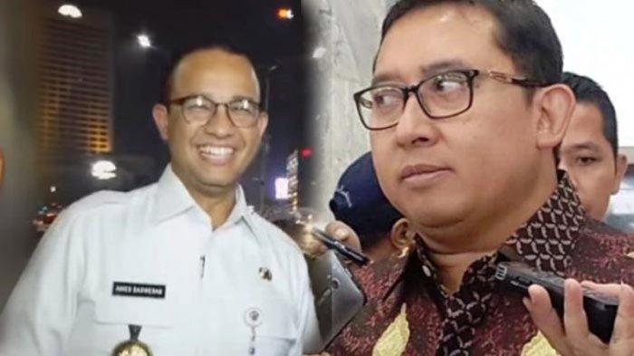 Fadli Zon Sebut Sandiaga Uno Tak Akan Kembali Jadi Wagub DKI, Anies Baswedan Terdiam Lalu Tertawa