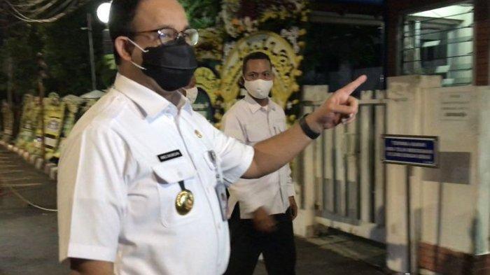 Pastikan Seluruh Titik Banjir di Jakarta Surut, Anies Baswedan : Alhamdulillah Atas Izin Allah