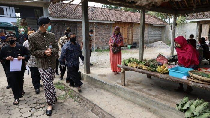 Fokus Menata Pasar di Kawasan Borobudur, Ganjar Pranowo Harap Bisa Jadi Destinasi Wisata Baru