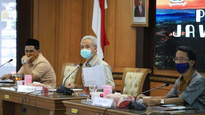 Pengolahan Limbah Medis Covid-19 Jadi Perhatian, Ganjar Pranowo Bantu Urus Izin ke LHK