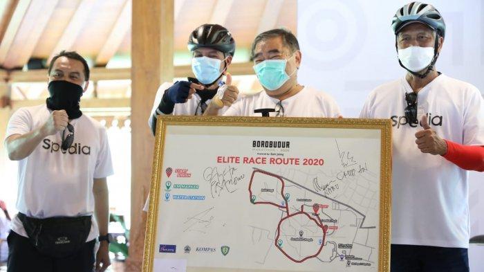 Gubernur Ganjar Pranowo Bakal Gelar Event Borobudur Marathon, 9 Ribu Peserta Bakal Lari Virtual