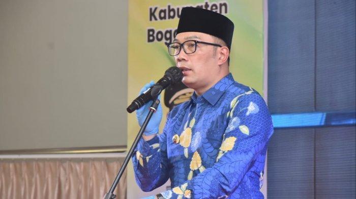Ridwan Kamil Larang Perayaan Tahun Baru di Jawa Barat: Kita Kurangi Kerumunan