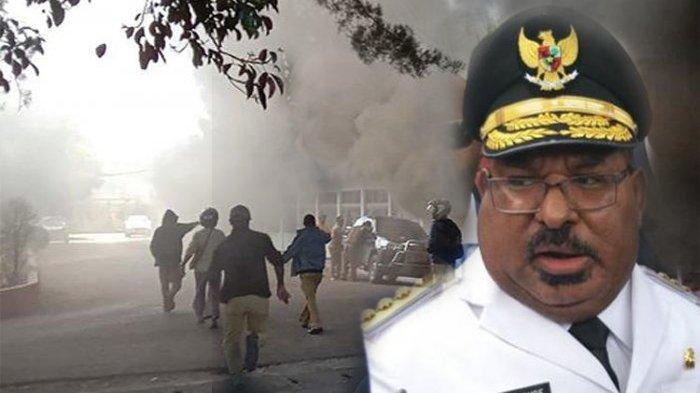 Situasi Terkini Pasca Kerusuhan di Wamena - 22 Orang Tewas, Gubernur Papua Beri Pernyataan Tegas