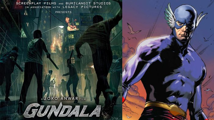 Film Gundala Tayang Hari Ini: 4 Fakta Menarik Superhero Dibintangi Abimana & Disutradarai Joko Anwar