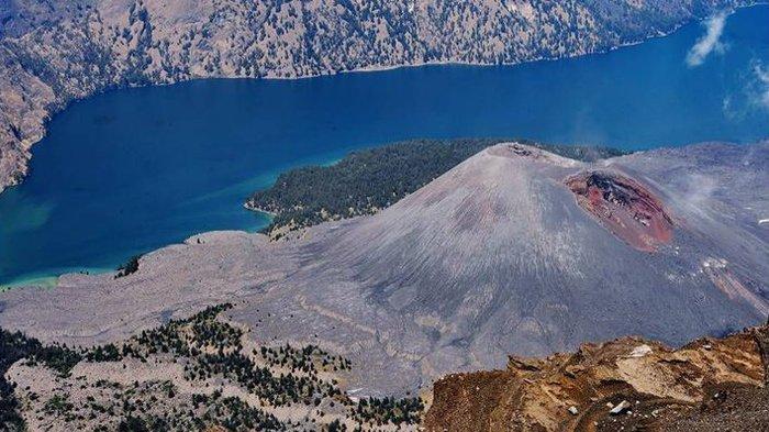 Begini Kondisi Terkini Jalur Pendakian Gunung Rinjani Pasca-Gempa Lombok, Diprediksi Dibuka 2020