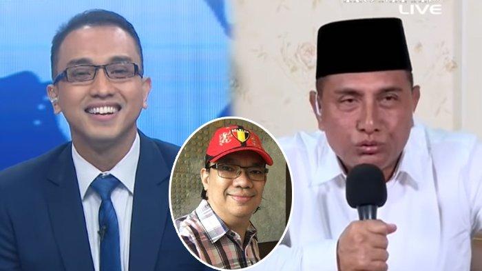 TERPOPULER, Kalimat Edy Rahmayadi Saat Wawancara dengan Aiman Jadi Viral, Gus Nadir : SiapPakEdy