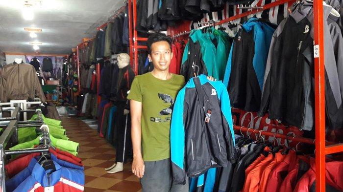 Promo Spesial Lebaran di Toko Gutten99 Jaket, Cocok Buat yang Ingin Mudik Pakai Sepeda Motor