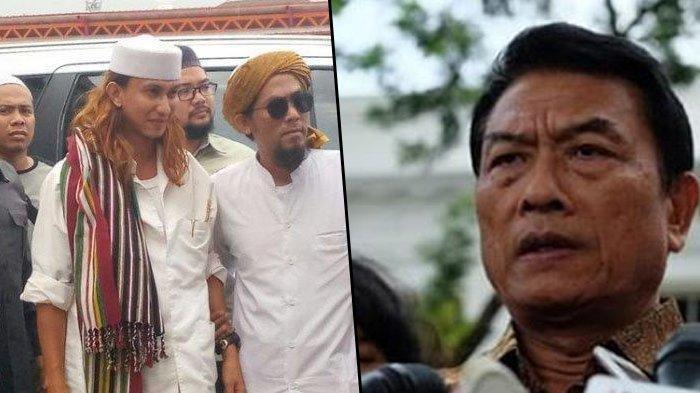 Moeldoko Sebut Ancaman Habib Bahar Penggiringan Opini : Hilang Sandal Pun Pak Jokowi yang Disalahkan