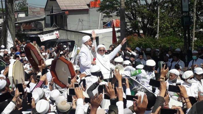Diminta Tanggung Jawab Soal Kerumunan di Megamendung, Rizieq Shihab : Tidak Ada Urusan
