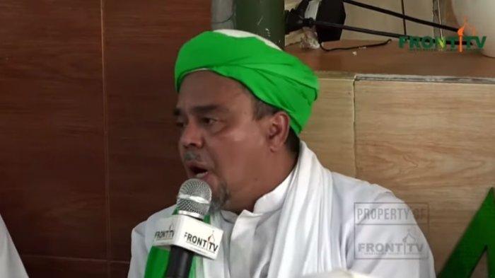 Habib Rizieq Shihab cerita sempat dijegal saat akan pulang ke Indonesia