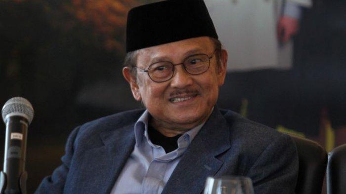 BJ Habibie Wafat, Ridwan Kamil: Mari Kirim Doa Terbaik kepada Almarhum Inspirator Kita Semua
