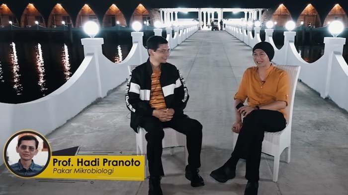 Dilaporkan ke Polisi, Hadi Pranoto Masih Komunikasi dengan Anji : Dia Santai Aja