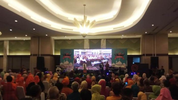 Halal Bihalal 51 Angkatan Ikatan Alumni SMAN 2 Bogor Pecahkan Rekor Muri