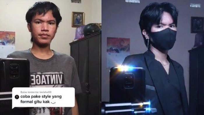 Penampilan Pria Tulungagung Ini Mirip Tokoh Drakor True Beauty Han Seo Jun, Tampan Gara-gara Masker