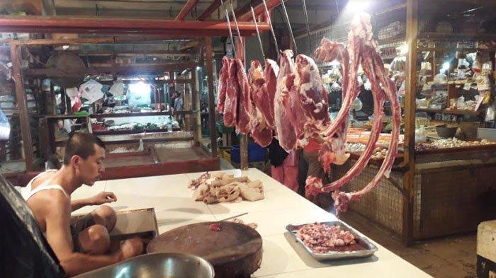 Tiga Pekan Jelang Puasa Ramadhan, Harga Daging Sapi di Pasar Cibinong Mulai Merangkak Naik