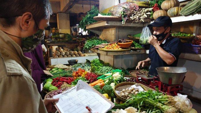 Jelang Ramadan, Harga Sembako di Pasar Kota Bogor Masih Stabil