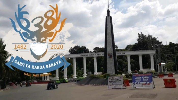 Hari Jadi Bogor, Pemkot Usung Pesan Solidaritas, Pakai Logo Rusa Pakai Masker