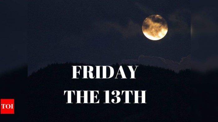 Jumat Tanggal 13 Dianggap Hari Sial, Ini Deret Peristiwa Mengenaskan Tiap Friday the 13th