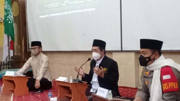 Digelar Secara Virtual, Tasyakuran Harlah NU ke-95 PCNU Kota Bogor Hikmat, Ini Harapan Wali Kota