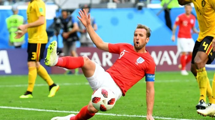Meski Inggris Kalah, Harry Kane Berpeluang Raih Sepatu Emas Sebagai Pencetak Gol Terbanyak