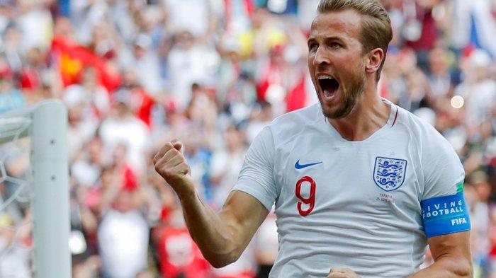 Daftar Pencetak Gol Terbanyak Piala Dunia 2018 - Harry Kane Unggul Atas Cristiano Ronaldo