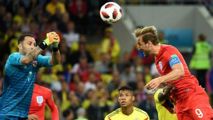 Inggris Vs Kroasia - Ketika Kane Dihadapkan Dengan Rabu, Hari Paling Sial
