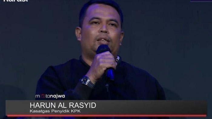 Jadi Orang Nomor 1 yang Diwaspadai Pimpinan KPK, Harun Al Rasyid Heran : Saya Tidak Punya Masalah