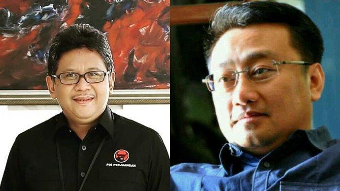 Hasto Sebut SBY Dijuluki Bapak Bansos, Rachland Nashidik Sindir PDIP: Coba Tanya Mensos Juliari