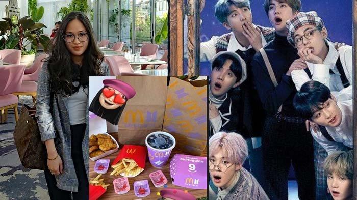 Heboh BTS Meal di McDonalds, Anak Mario Teguh Hoki Dapat Tanpa Antre, ARMY Nangis Ngaku Tak Kebagian