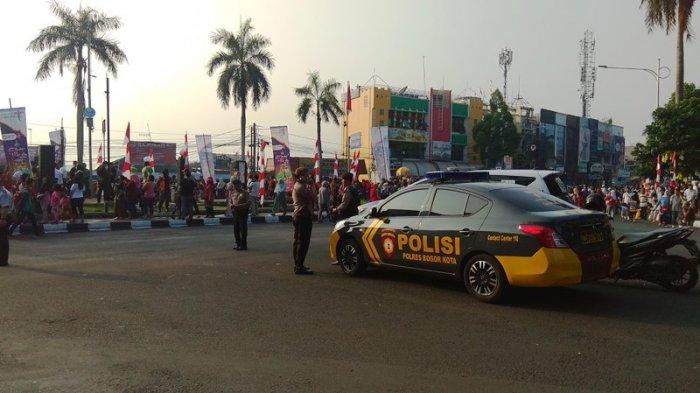Mau Ikut Car Free Day di Bogor Besok ?, Ini Titik Lokasi Parkir Jika Bawa Kendaraan