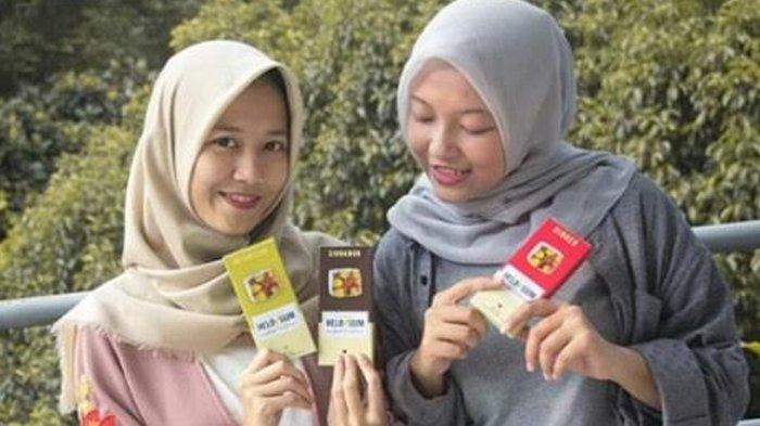 Helbygum, Cemilan Sehat Karya Mahasiswa IPB, Tersedia 4 Varian Rasa