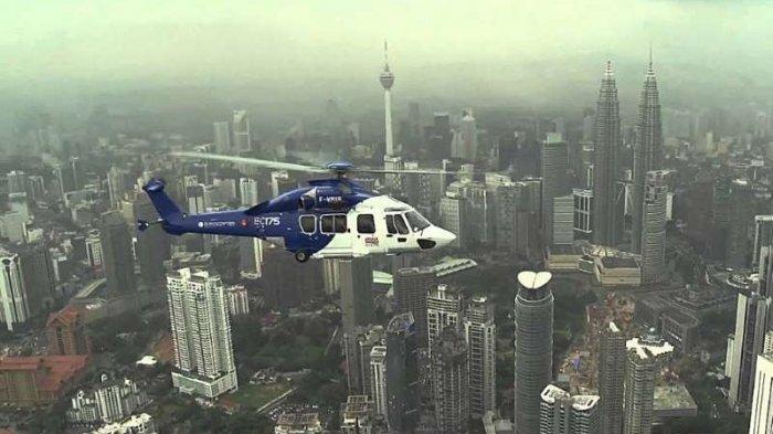 Ingin Mudik Lebaran Bebas Macet? Pria Ini Sewakan Helikopter & Jet Pribadinya, Segini Harganya !