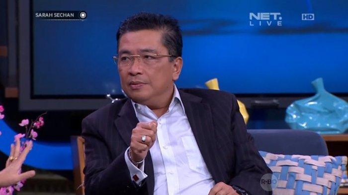 Helmy Yahya Dapat Rezeki Tak Terduga Pasca Dipecat dari Dirut TVRI: Tarif Saya Jadi 3 Kali Lipat