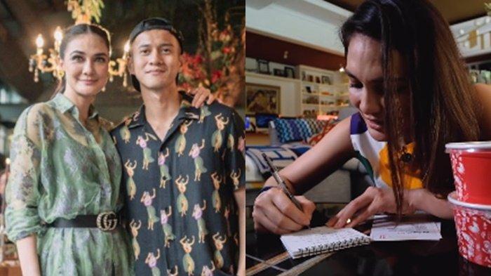 Herjunot Ali Sedih Tak Dianggap, Luna Maya Tulis Surat Kata-katanya Jadi Sorotan: Jangan Salah Paham