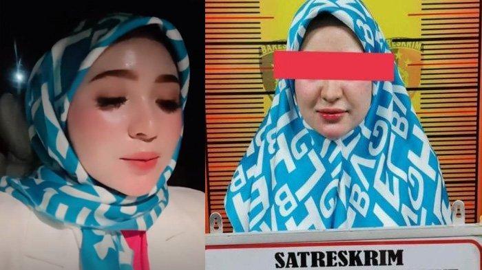 Jadi Tersangka Gara-gara Kerumunan, Gaya Selebgram Aceh Tuai Sorotan, Herlin Kenza : Aku Tak Peduli