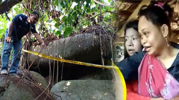 Ditemukan di Celah Batu, Wanita Ini Diduga Jadi Tumbal Praktik Dukun Selama 15 Tahun, Ini 5 Faktanya