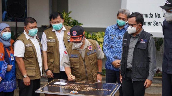 Hilangnya indra penciuman menjadi gejala dari sebagian pasien terkonfirmasi positif Covid-19 yang kini dirawat di Rumah Sakit Lapangan (RSL) Kota Bogor.