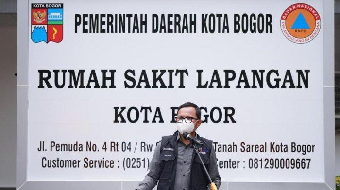 Pelayanan RSL Kota Bogor Ramah dan Bagus, Pasien Covid-19 Merasa Nyaman