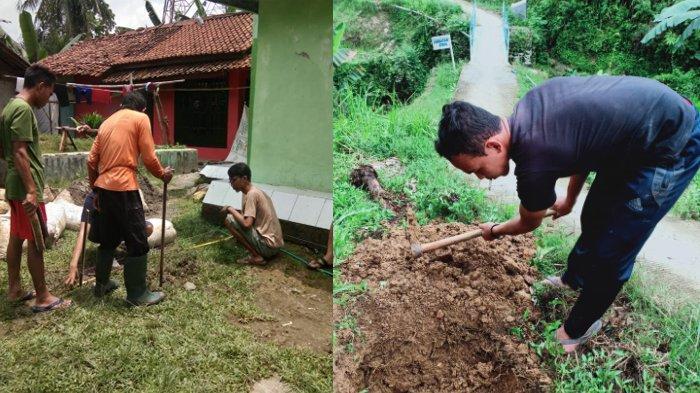 Kembangkan Potensi Desa, Mahasiswa Mesin Universitas Pancasila Turun ke Leuwisadeng Bogor