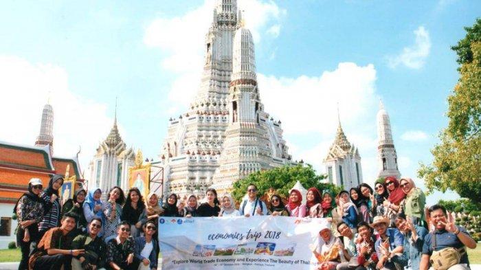 Belajar Kekuatan Ekonomi Asia Hipotesa IPB Terbang ke Thailand, Ini yang Mereka Lakukan