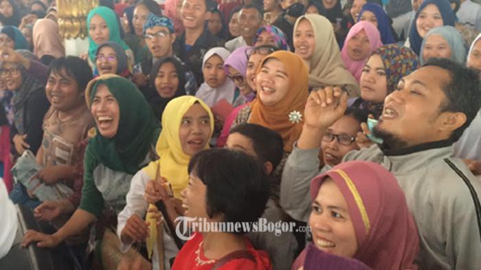Waduh! Warga Ini Salah Jawab Nama Wakil Wali Kota Bogor, Katanya Usmar Ismail