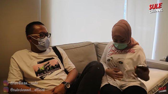 Nathalie Holscher Usap-usap Perut di Klinik, Sule Ungkap Perubahan Kekasihnya : Nikah Aja Belum