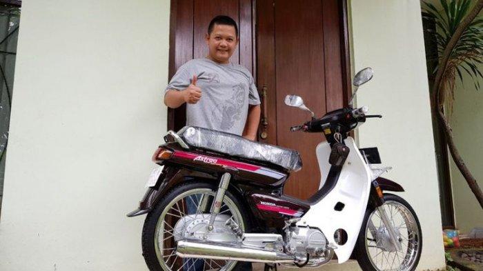Cerita Pemilik Motor Lawas Honda Astrea Grand yang Laku Dijual Hingga Rp 80 Juta