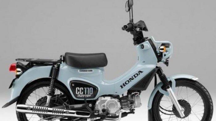Diproduksi Terbatas, Intip Spek Honda Cross Cub 110 Limited yang Bakal Dirilis Juli 2021