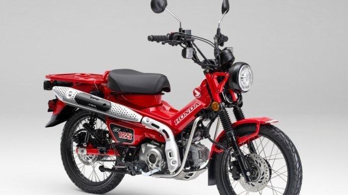Honda CT125 Resmi Diluncurkan, Bakal Jadi Incaran Pecinta Trekking